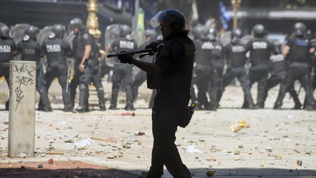 """Nueva doctrina de Gobierno de Macri supone """"aval al gatillo fácil"""""""