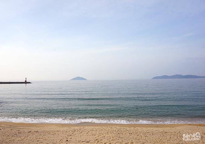 Fukuyoshi beach