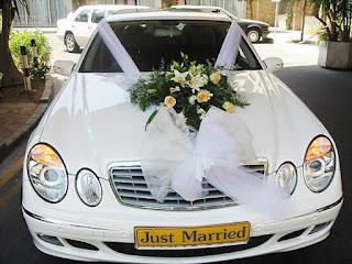 peluang usaha dekorasi wedding car