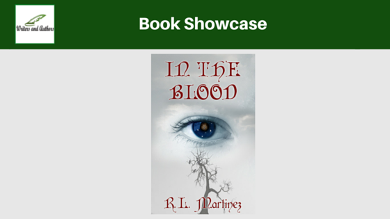 Book Showcase: In the Blood (The Witchbreed Series Book One) by R. L. Martínez