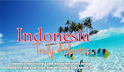 INDONESIA TRULY ATLANTIS