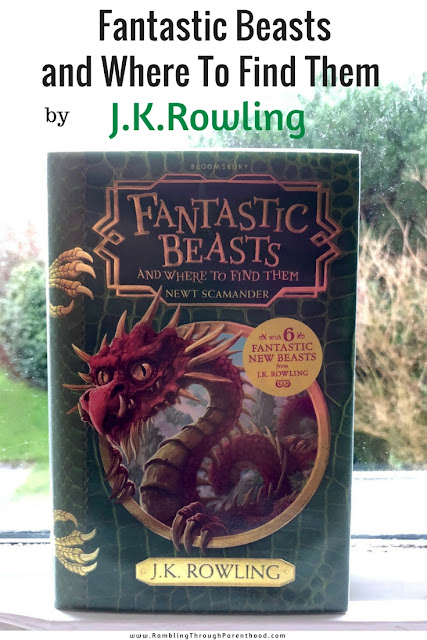 Fantastic Beasts and Where To Find Them written by J.K.Rowling has brought out the nerd in me. Like Hermione Grainger, I feel a compelling need to remember each fact and imbibe every details about these magical creatures.