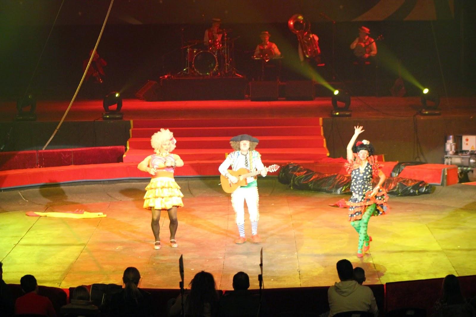 Circo, Clown, Angosta Di Mente, Los Quixotes Brothers, Actuaciones, Teatro