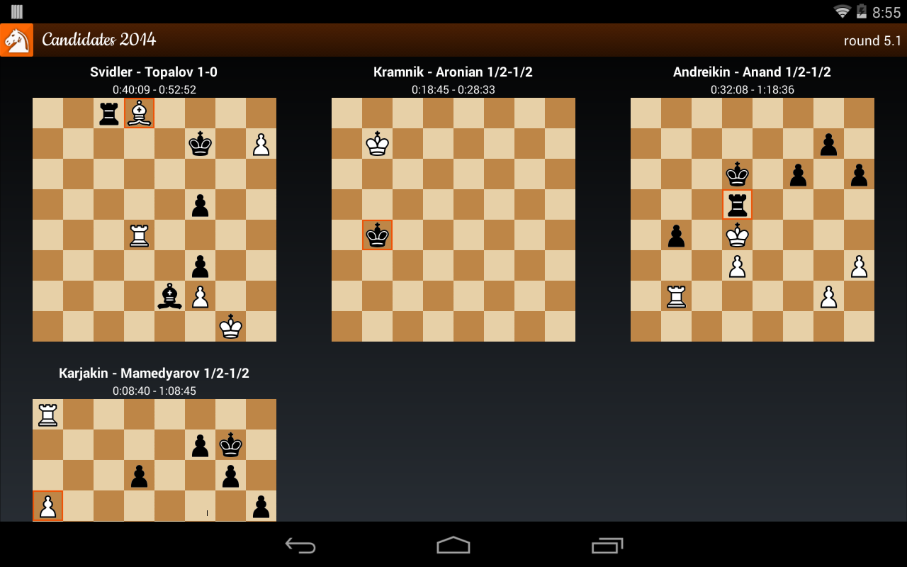 My Chess Apps: Follow Chess v3 0 for Android released on its 3rd