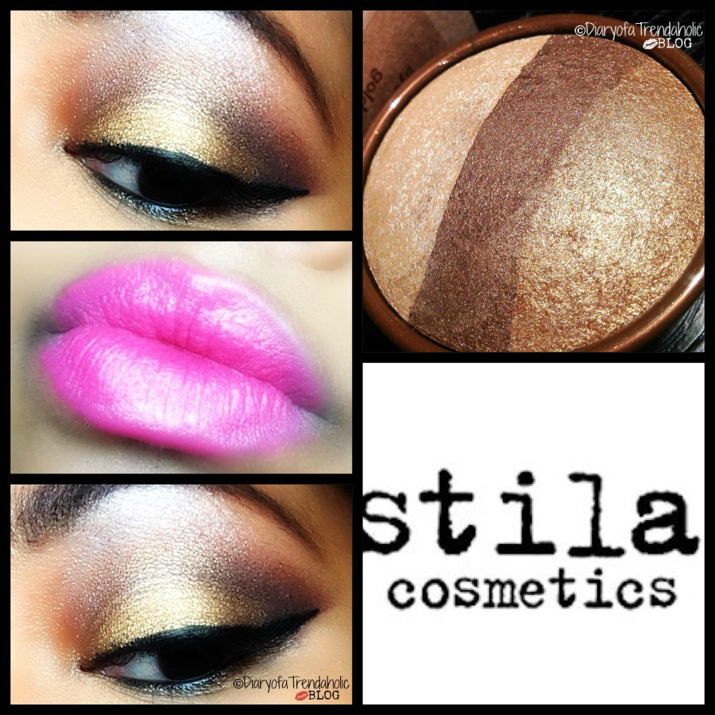 Stila eye makeup