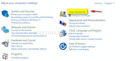Cara Mengganti Nama Akun Administrator windows 10
