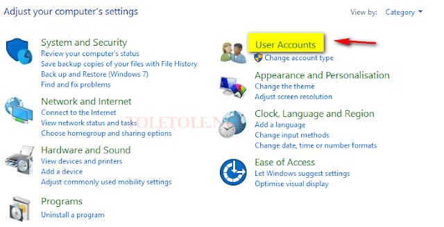 Tips Windows: Cara Masuk Ke Control Panel Di Windows 10
