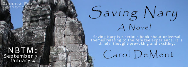Interview & Giveaway with Carol DeMent, author of Saving Nary