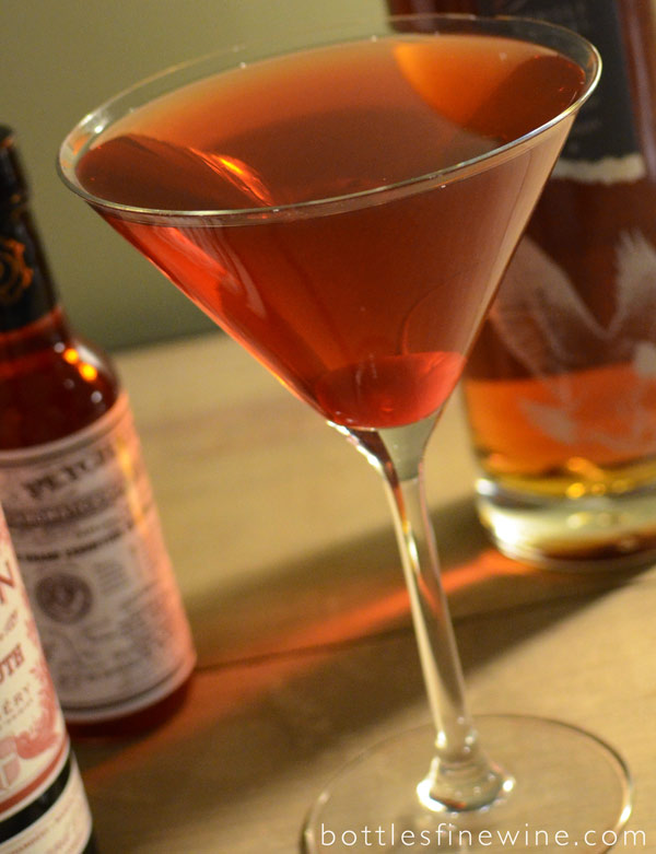 "easy best manhattan ""how to make"""