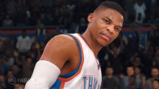 NBA Live 18 PS Vita Wallpaper