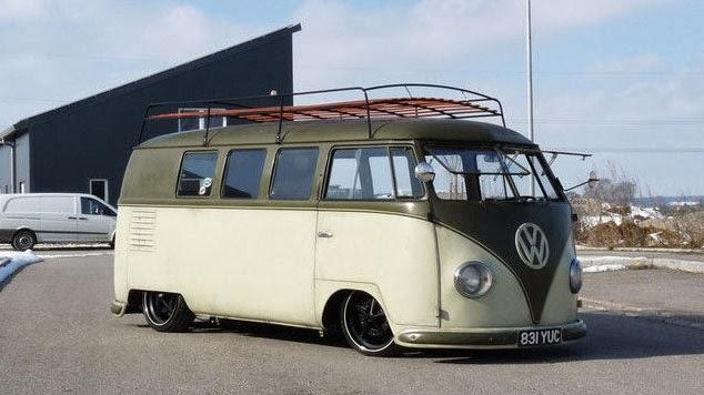 1954 Barndoor Camper | VW Bus