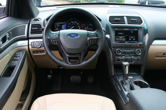 2016 Ford Explorer Sport Review