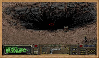 Fallout 1 PC Games Gameplay