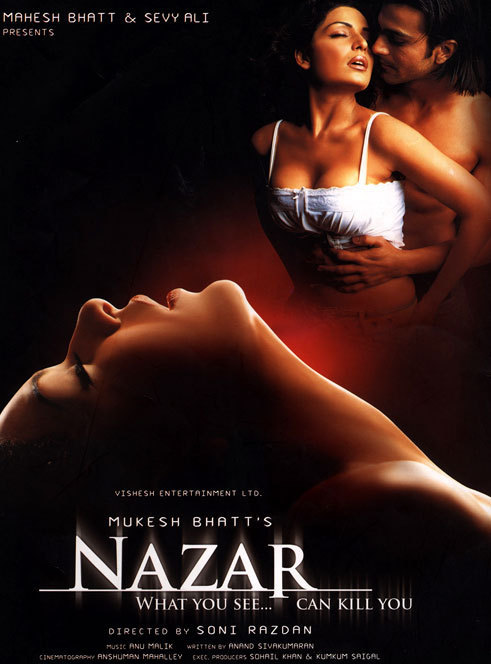 Nazar (2005) Hindi 350MB HDRip 480p x264
