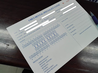 Image result for kad rawatan pergigian