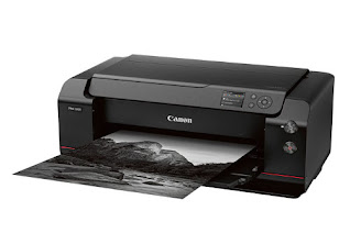 official photograph printer cook of supplying exhibition Canon Imageprograf Pro-500 Driver Download