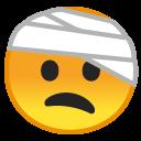 Bandaged emoji