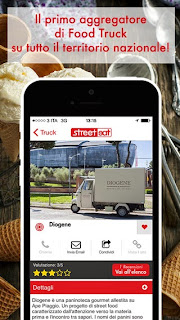 StreetEat – Food truck finder