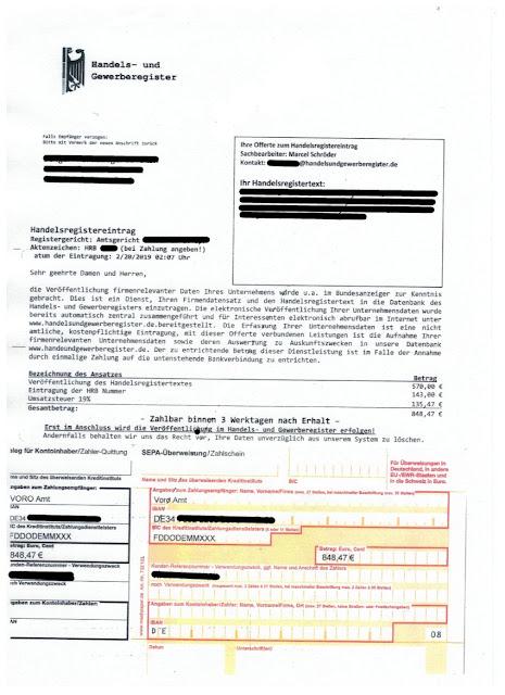 "Scan: Offerte ""Voro Amt"" / Februar 2019"