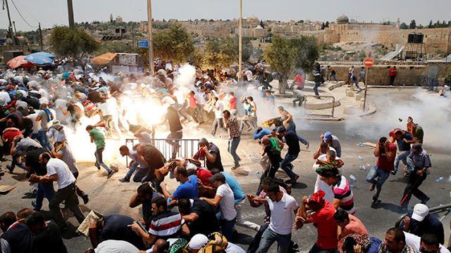 """La Liga Árabe a Israel: Jerusalén es una """"línea roja"""" que no debe cruzar"""