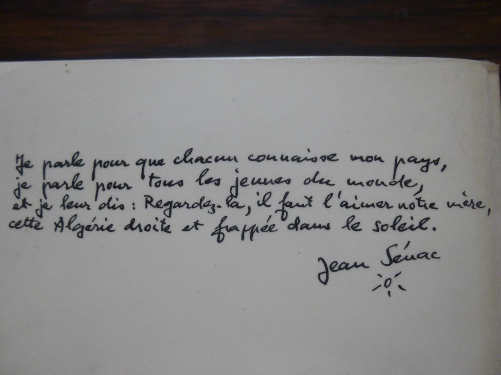 Le Blog De Ahmed Hanifi Littérature Quotidien Etc Août 2013