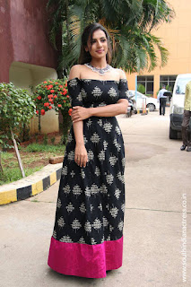 Sruthi Hariharan at Solo Tamil Movie Press Meet 05.jpg