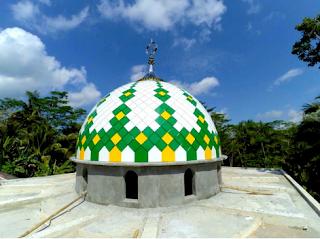 Harga Kubah Masjid Enamel Terbaru Di Pati