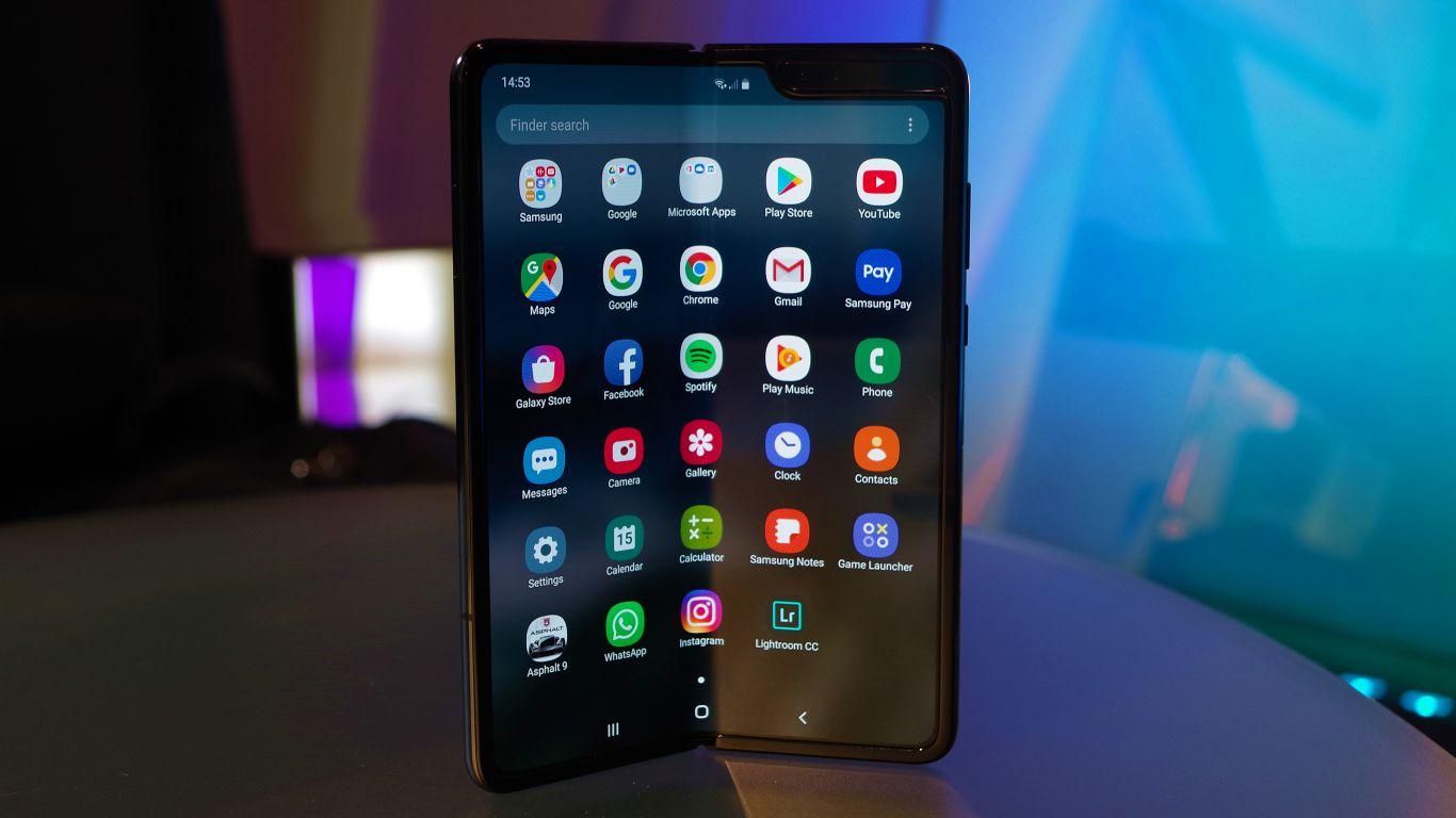 Samsung Galaxy Fold  Price