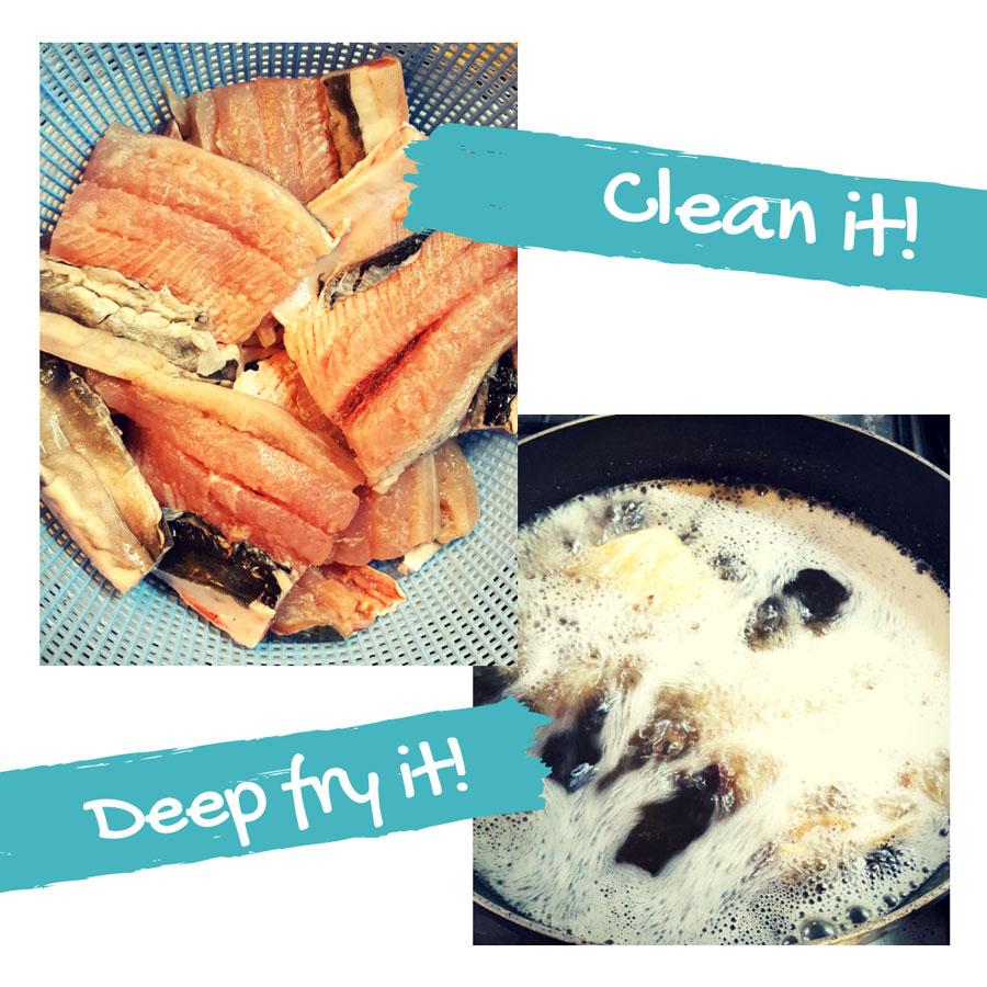 fried boneless bangus jeepney recipes