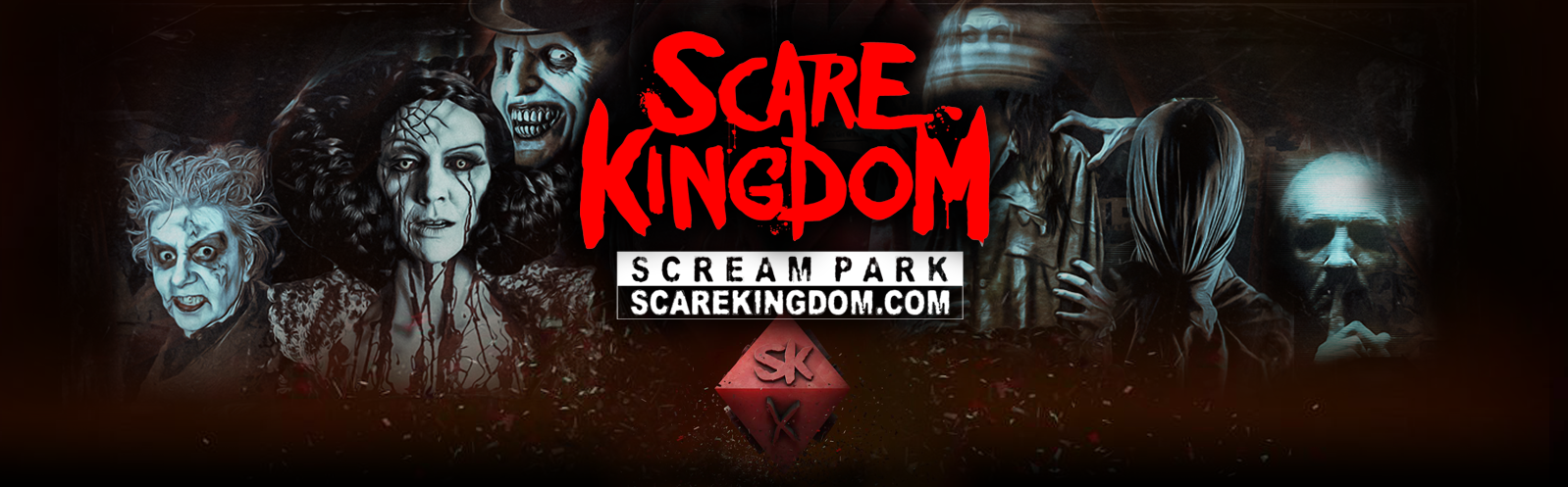 Photo of Scare Kingdom Scream Park Title