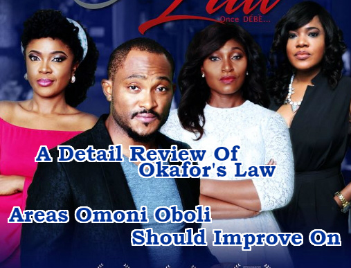 okafor's law movie review