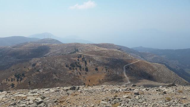 תצפית מפסגת ההר