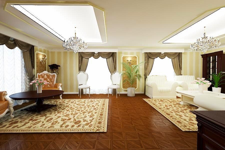Nobili Design | Design interior living vila clasica Galati - Amenajari interioare case Galati