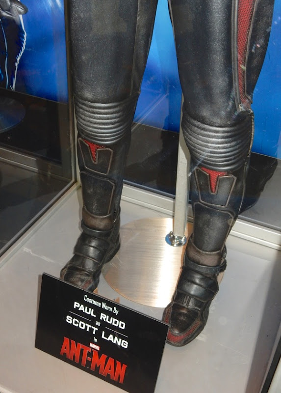 AntMan movie costume boots