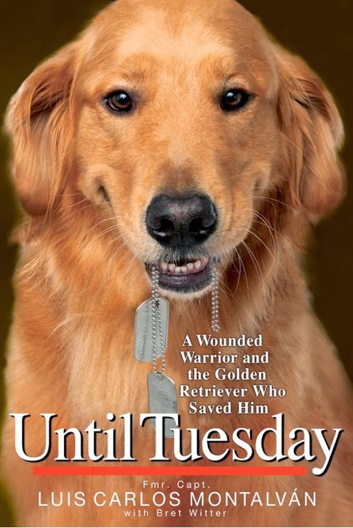 http://www.amazon.com/Until-Tuesday-Wounded-Warrior-Retriever-ebook/dp/B004WEQVAI/ref=sr_1_1?s=digital-text&ie=UTF8&qid=1391702351&sr=1-1&keywords=until+tuesday