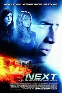 Sinopsis Film Next (2007)