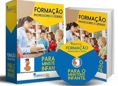 Formação de Professores e Líderes Para o Ministério Infantil