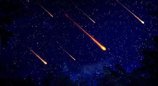fenomena hujan meteor