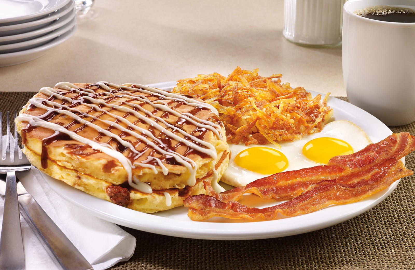 Day 2 of #12Days OfYeah is for a $75.- gift card for Denny's
