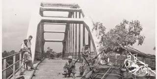 Sejarah Jembatan Ogan Kertapati Tahun 1939
