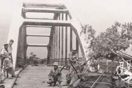 Sejarah Jembatan Ogan Kertapati Dulunya Bernama Wilhelmina