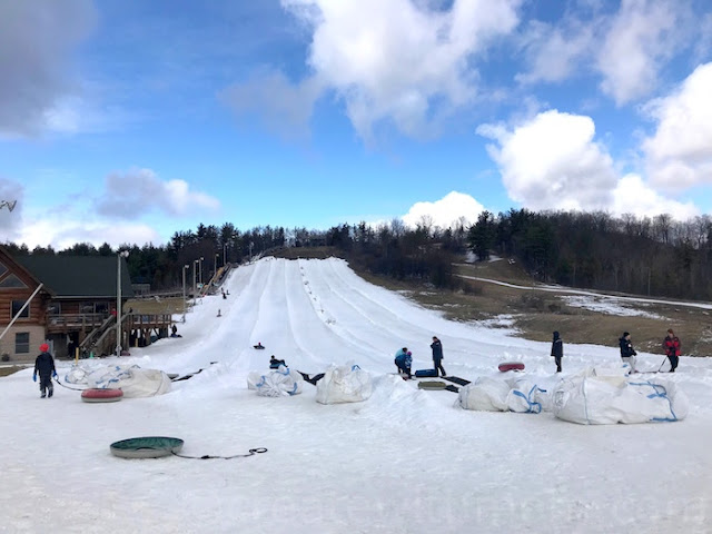 chicopee Tube Park