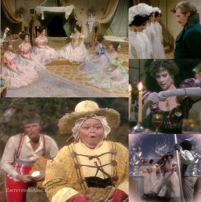 Fotos do Teatro dos Contos de Fada - As Princesas Dançarinas