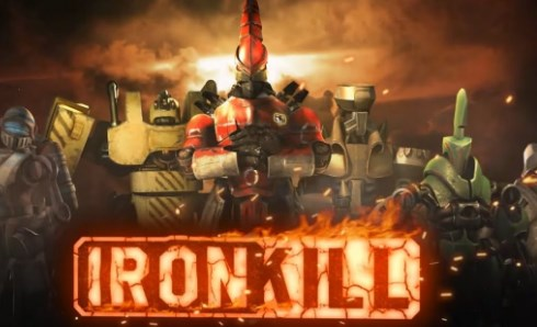 Ironkill: Robot Fighting Game Apk + Data for android