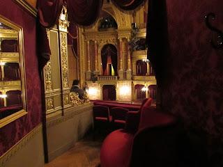 Interior Ópera de Budapest 4