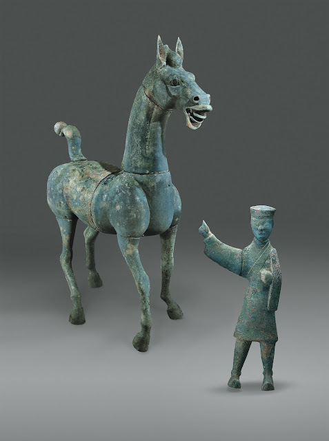 Age of Empires: Chinese Art of the Qin and Han Dynasties at the Metropolitan Museum of Art