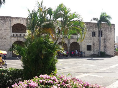 santo domingo colonial