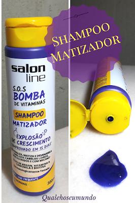 shampoo para o cabelo crescer