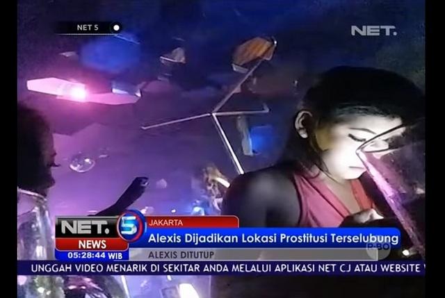 [Video] HEBOH! Kamera Tersembunyi NET TV Berhasil Rekam dan Buktikan Lantai 7 Alexis Sebelum Ditutup