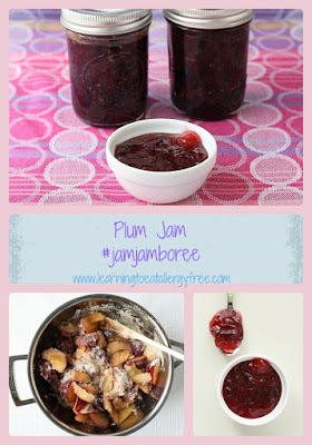It doesn't get better than Plum Jam!